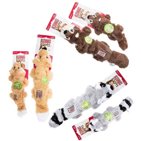 Kong Scrunch Knots Dog Toys