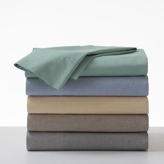 Modern Living Melange Chambray Sheet Set