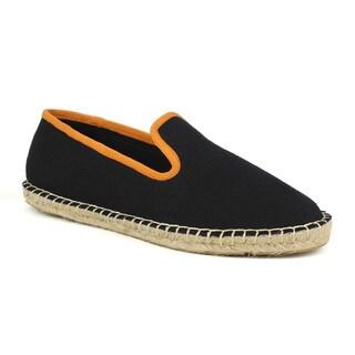 Fahrenheit Women's Mitty-03 Slip-on Women's Espadrille Flats