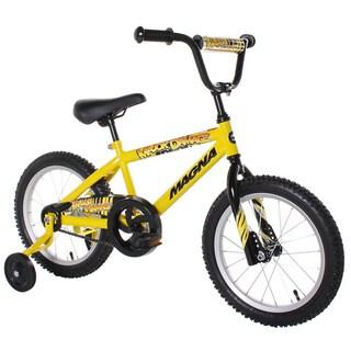 16-inch Boys Magna Major Damage Bike