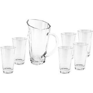 Club Crystaline Barware 7-piece Set