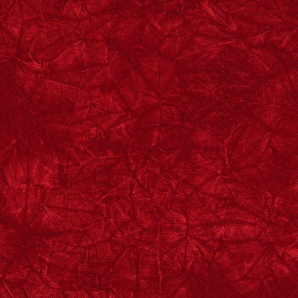 C875 Red Classic Soft Crushed Durable Velvet Upholstery Fabric by the Yard