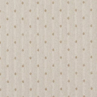 C615 Khaki and Beige Dotted Country Style Upholstery Fabric by the Yard