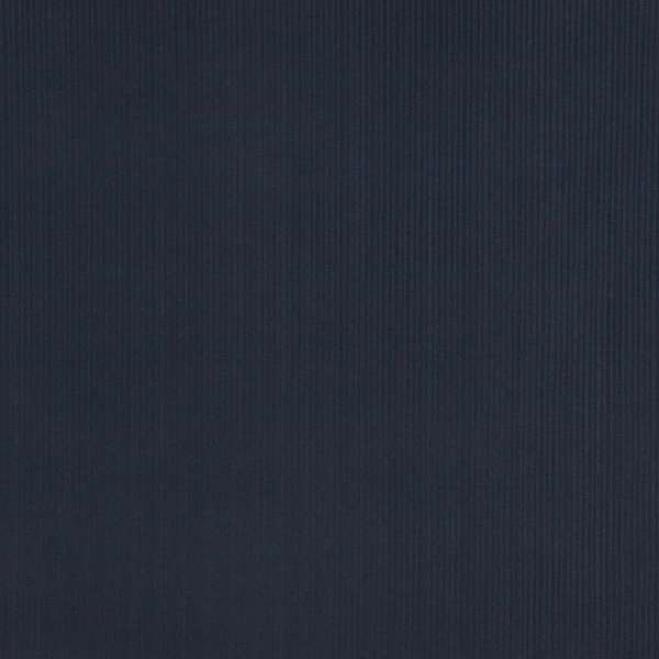 C383 Dark Blue Striped Microfiber Upholstery Fabric by the Yard
