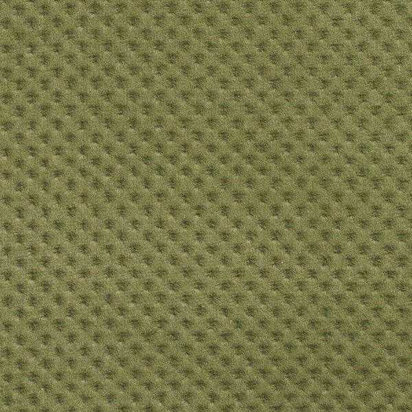 C365 Dark Green Textured Microfiber Upholstery Fabric by the Yard