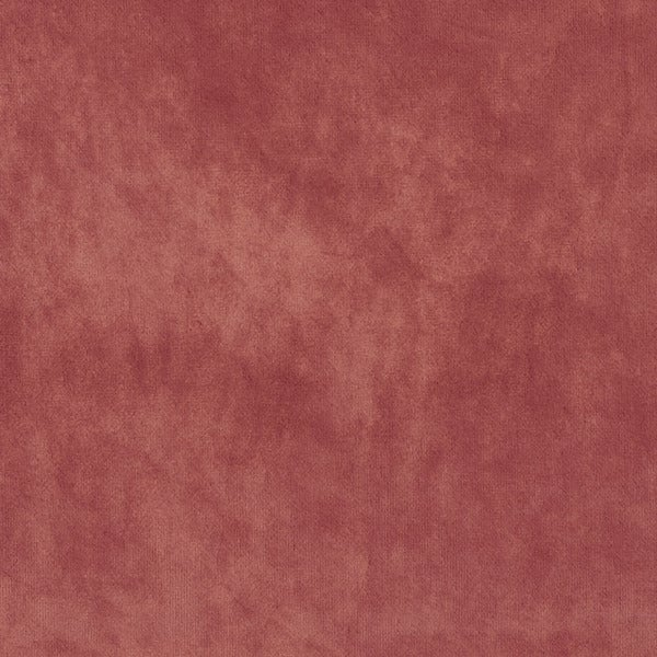 Dusty Rose Solid Stain Resistant Microfiber Velvet Upholstery Fabric (By The Yard)
