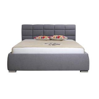 Aurelle Home William 4-drawer Queen Bed in Grey