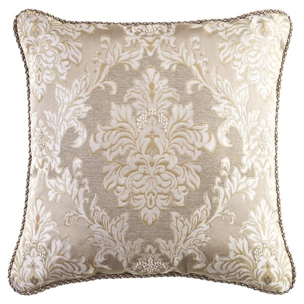 Envogue Decorative Pillows : Croscill Home Ava Square Pillow - Overstock Shopping - Great Deals on Croscill Home Throw Pillows