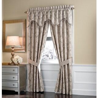 Croscill Home Ava 84-Inch Rod Pocket Curtain Panel