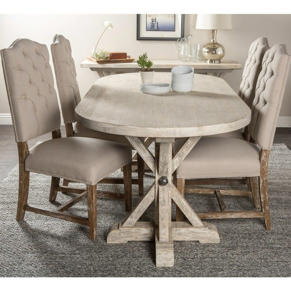 Kosas Home Palle Oval Dining Table 17401871 Overstock