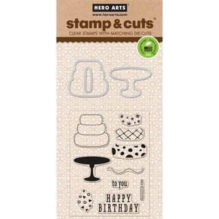 Hero Arts Stamp & Cuts Birthday