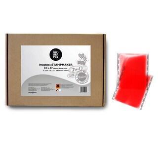 Imagepac Stampmaker Medium Stamp Packs 4inX2.5in 10/Pkg