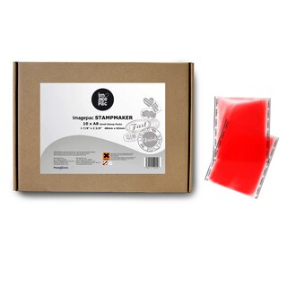 Imagepac Stampmaker Small Stamp Packs 1.875inX2.375in 10/Pkg
