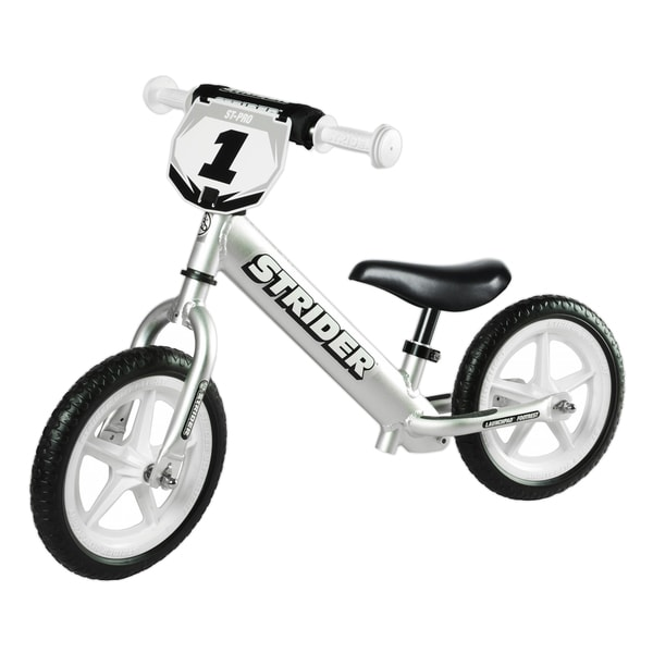 Strider 12 Pro No-Pedal Balance Bike