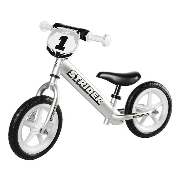 Strider 12 Pro No-Pedal Balance Bike