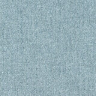 A0018A Light Blue Solid Woven Chenille Upholstery Fabric (By The Yard)