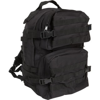Modern Warrior ACU Military in Black High Quality Backpack