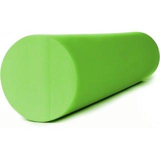 Trademark Innovations Light Green 13-inch x 5-inch Deep Tissue Massage Roller