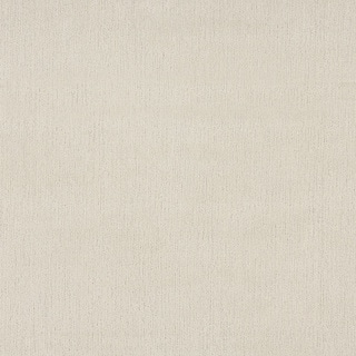 B801 Ivory/ Textured Solid Durable Microfiber Upholstery Fabric by the Yard