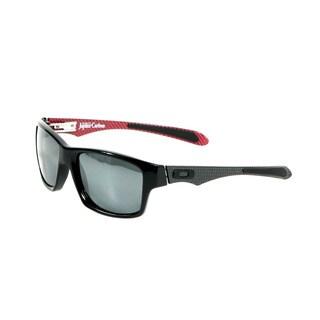 Oakley Polished Black Jupiter Carbon Sunglasses with Black Iridium Polarized Lenses