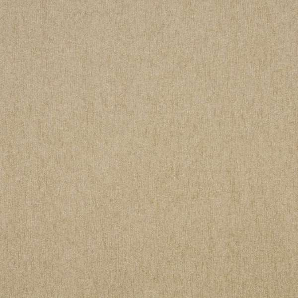 A846 Wheat Beige Solid Chenille Upholstery Fabric by the Yard