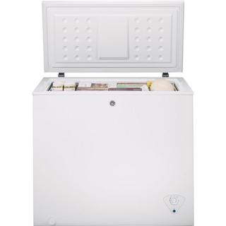 GE 7-cubic Feet Manual Defrost Chest Freezer