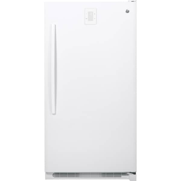 GE 16.6-cubic Feet Frost-free Upright Freezer