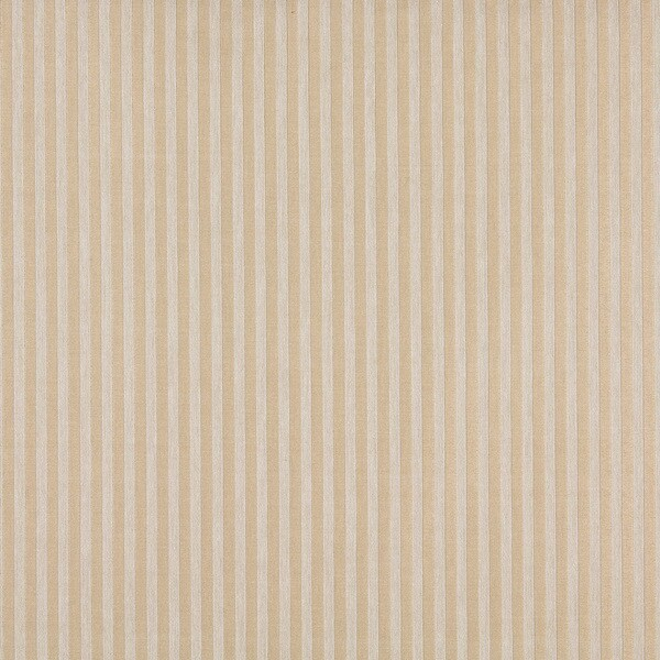 A130 Beige And Ivory Two Toned Stripe Upholstery Fabric (By The Yard)