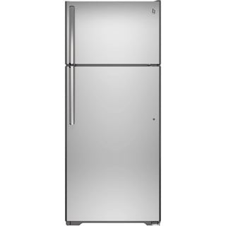 GE Energy Star 17.5-cubic Feet Top-freezer Refrigerator