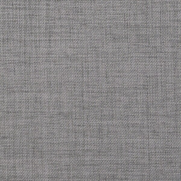 Grey Textured Solid Outdoor Print Upholstery Fabric (By The Yard)