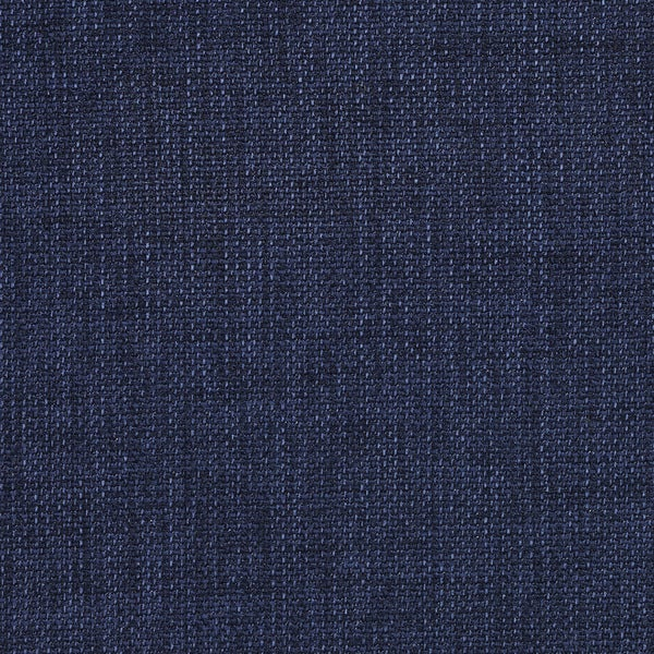 Indigo Textured Solid Outdoor Print Upholstery Fabric (By The Yard)