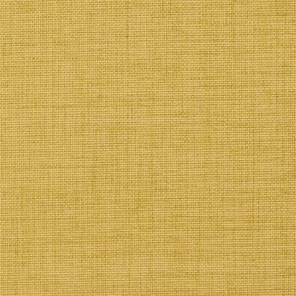 Gold Textured Solid Outdoor Print Upholstery Fabric (By The Yard)