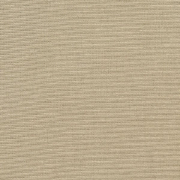 Khaki Solid Woven Cotton Preshrunk Canvas Duck Upholstery Fabric by The Yard