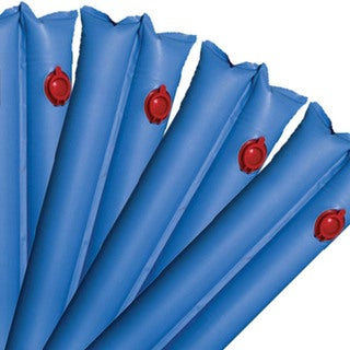 Robelle 10-foot Double-chamber Single-valve Winter Water Tubes for Swimming Pool Covers