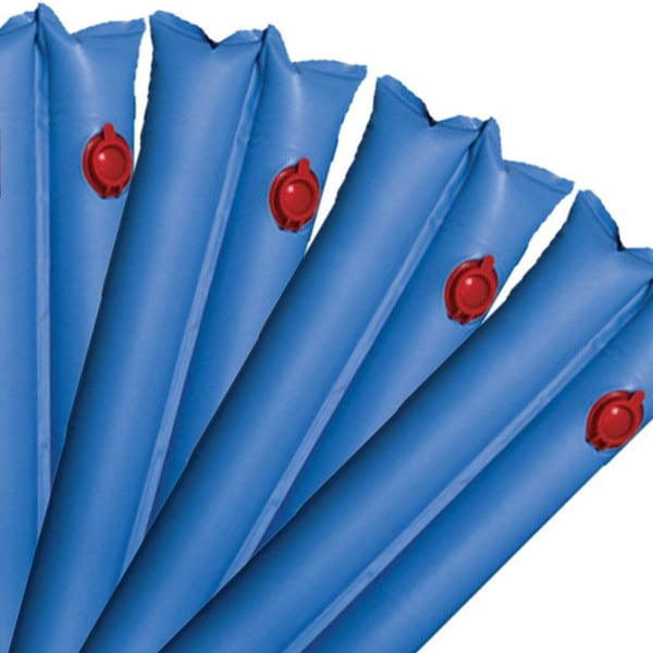 Robelle 10 Foot Double Chamber Single Valve Winter Water Tubes For Swimming Pool Covers