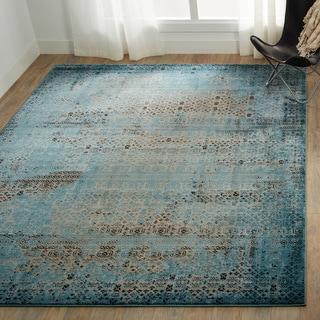 Nourison Karma Contemporary Rug (5'3 x 7'4)