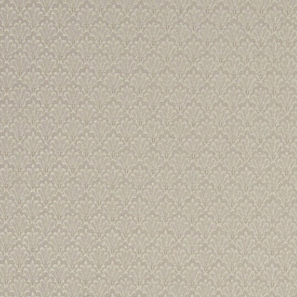 A430 Beige Small Two Toned Shells Upholstery Fabric by the Yard
