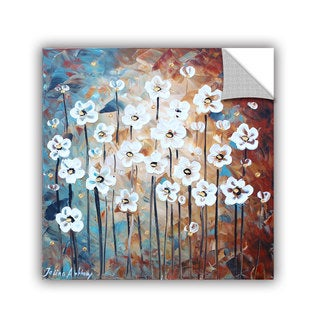 ArtWall Jolina Anthony 'Spring Blooms ' Art Appealz Removable Wall Art