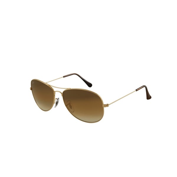 Ray-Ban RB3362 Cockpit Brown Gradient Sunglasses