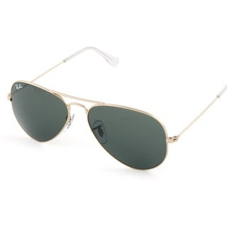 Ray-Ban RB3025 Unisex Large Aviator Sunglasses