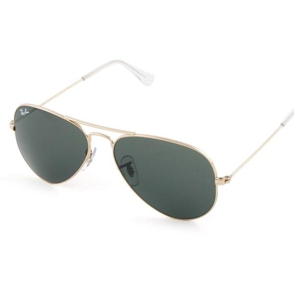 Ray-Ban RB3025 Unisex Large Aviator Sunglasses