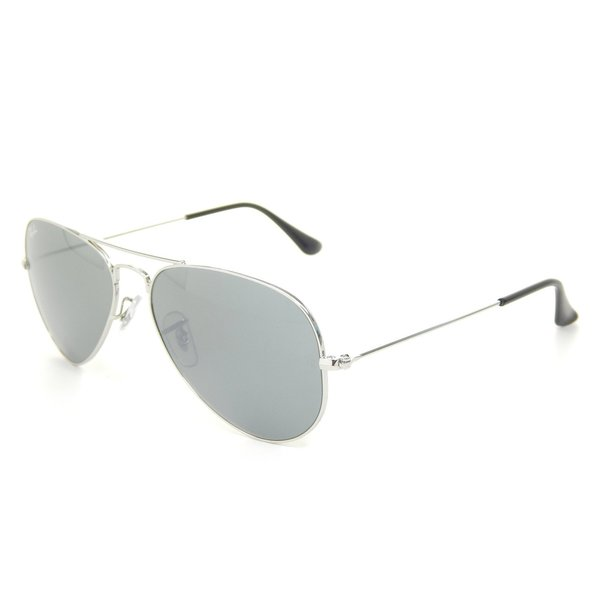 Ray-Ban Aviator RB3025 W3275 Mirror Lenses 55mm Sunglasses