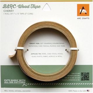 Barc Wood Adhesive Tape 1inX15' Cherry