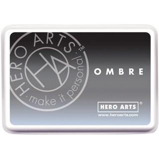 Hero Arts Ombre Ink Pad Gray To Black