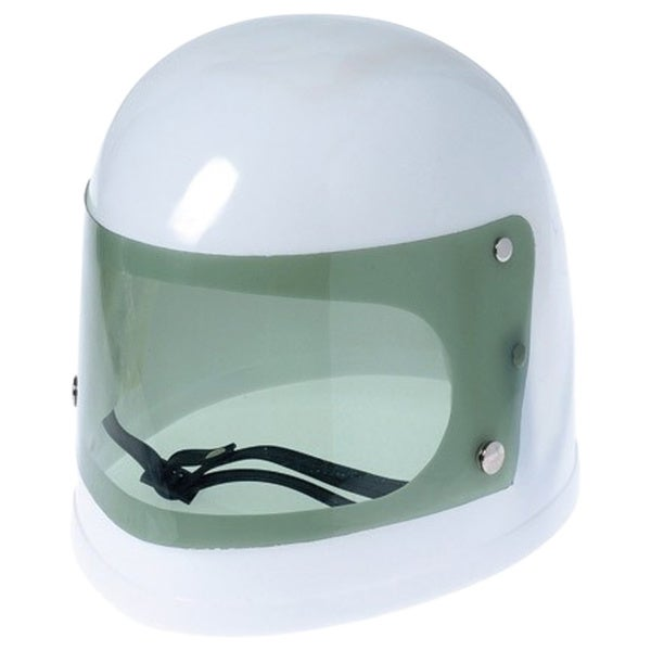 Child Plastic Astronaut Helmet Costume Accessory