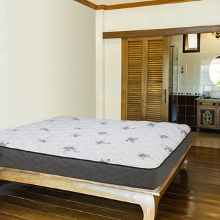 Wolf Twilight Latex Hybrid Firm Twin-size Mattress