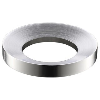 Rivuss Vessel Sink Mounting Ring MR-100 Brushed Nickel Finish