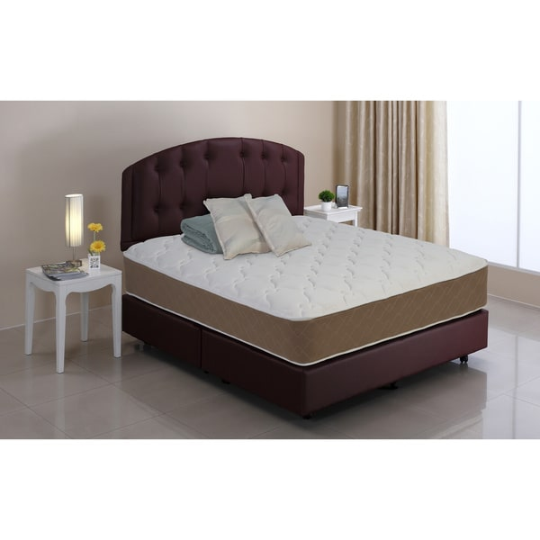 Wolf Lifetone Plush Twin XL-size Mattress