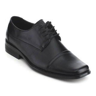 Miko Lotti Ml901 Men's Cap Toe Lace Up Newest Italian Style Derby Dress Oxfords