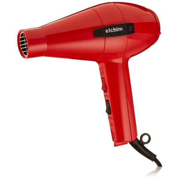 Elchim 2001 Red Hair Dryer